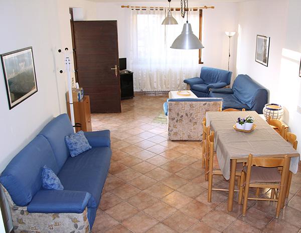 Casa Belvedere A - Soggiorno