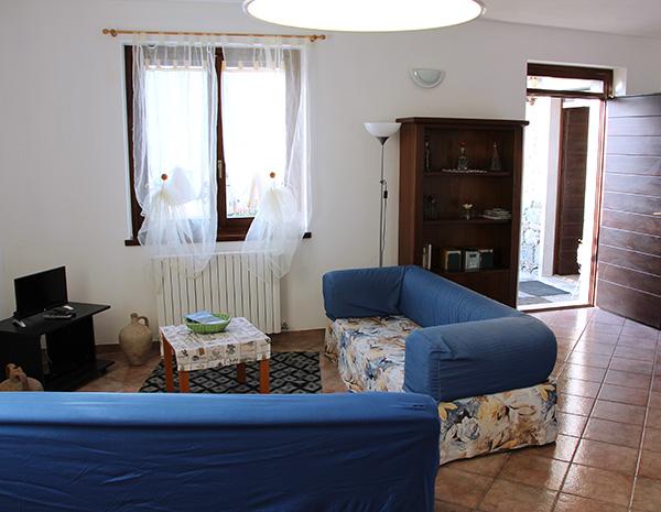 Casa Belvedere B - Soggiorno