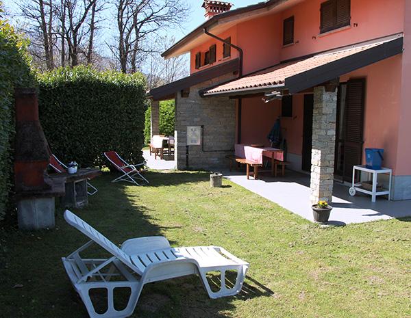 Casa Lina - Esterno